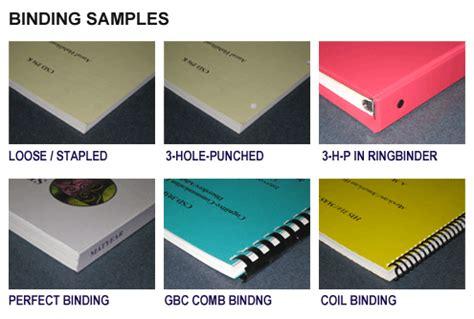 Dissertation binding services london